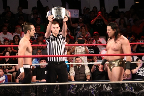 WRESTLING CWFH CHAMPIONSHIP WRESTLING FROM HOLLYWOOD-1489