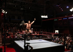 WRESTLING CWFH CHAMPIONSHIP WRESTLING FROM HOLLYWOOD-1545
