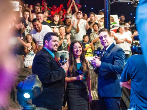 CHAMPIONSHIP WRESTLING FROM HOLLYWOOD CWFH-0006545