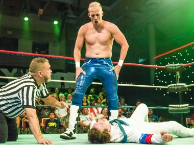 CHAMPIONSHIP WRESTLING FROM HOLLYWOOD CWFH-0006635