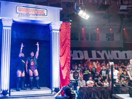 CHAMPIONSHIP WRESTLING FROM HOLLYWOOD CWFH-0006702