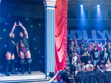 CHAMPIONSHIP WRESTLING FROM HOLLYWOOD CWFH-0006704