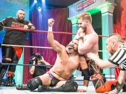 CHAMPIONSHIP WRESTLING FROM HOLLYWOOD CWFH-0006733