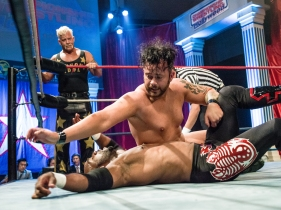 CHAMPIONSHIP WRESTLING FROM HOLLYWOOD CWFH-0006993