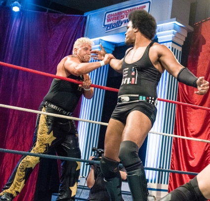 CHAMPIONSHIP WRESTLING FROM HOLLYWOOD CWFH-0007007