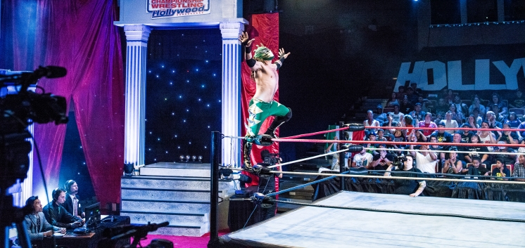 CHAMPIONSHIP WRESTLING FROM HOLLYWOOD CWFH-0007037