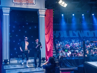 CHAMPIONSHIP WRESTLING FROM HOLLYWOOD CWFH-0007038