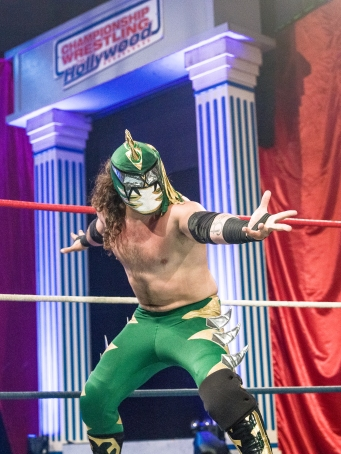 CHAMPIONSHIP WRESTLING FROM HOLLYWOOD CWFH-0007067
