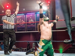 CHAMPIONSHIP WRESTLING FROM HOLLYWOOD CWFH-0007090