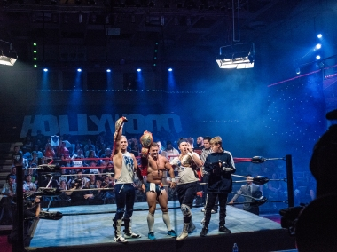 CHAMPIONSHIP WRESTLING FROM HOLLYWOOD CWFH-0007131