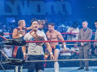 CHAMPIONSHIP WRESTLING FROM HOLLYWOOD CWFH-0007135
