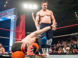 CHAMPIONSHIP WRESTLING FROM HOLLYWOOD CWFH-0007152