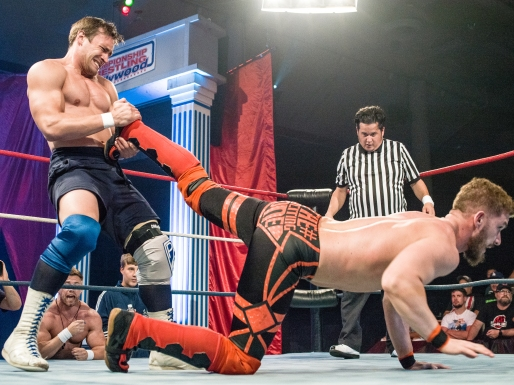 CHAMPIONSHIP WRESTLING FROM HOLLYWOOD CWFH-0007153