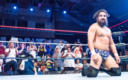 CHAMPIONSHIP WRESTLING FROM HOLLYWOOD CWFH-0007391