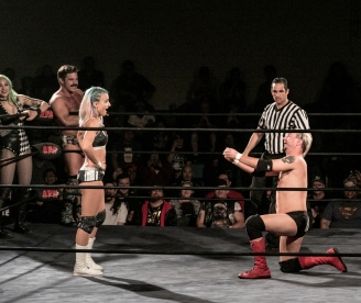 Xia Brookside is proposed to by James Ellsworth.