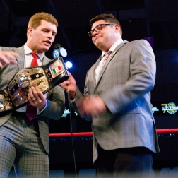 CWFH CHAMPIONSHIP WRESTLING FROM HOLLYWOOD DEVIN CHEN-126