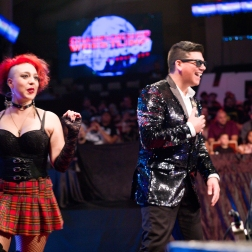 CWFH CHAMPIONSHIP WRESTLING FROM HOLLYWOOD DEVIN CHEN-136